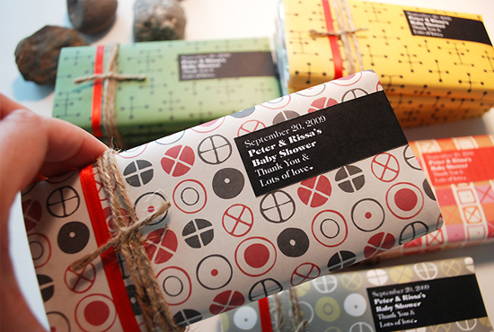 Peter Hoang & Nerissa Goco : DIY Customized Chocolate Bars