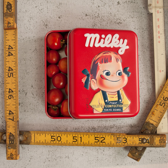 Milky Cherry Tomato Box