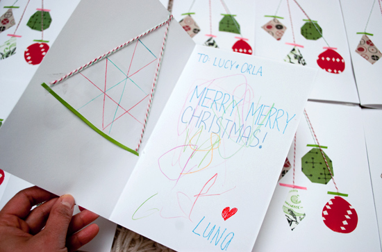 Peter Hoang & Nerissa Goco : Christmas Love from Luna