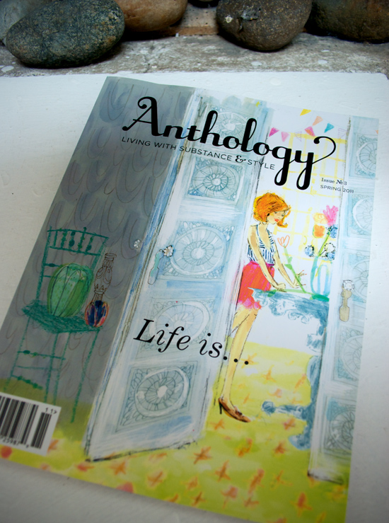 Peter Hoang & Nerissa Goco : Anthology Magazine Issue No. 3
