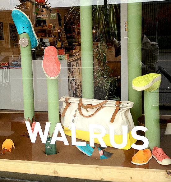 Peter Hoang & Nerissa Goco : We Love Walrus!