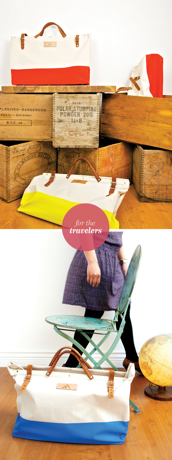Peter Hoang & Nerissa Goco : The New Domestic Gift Guide 2012