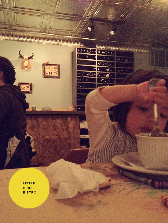 Peter Hoang & Nerissa Goco : Dining Out With A Toddler