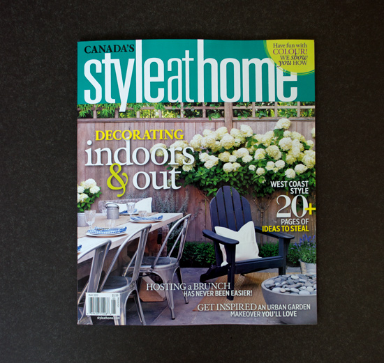 Peter Hoang & Nerissa Goco : Style At Home Magazine