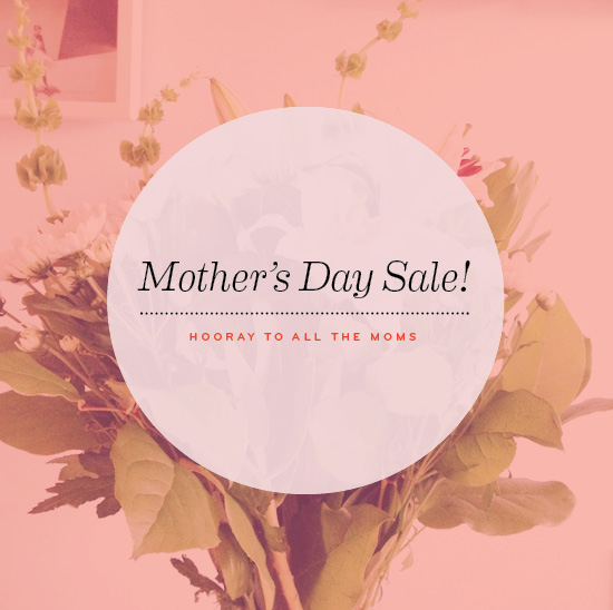 Peter Hoang & Nerissa Goco : Mothers Day Sale!