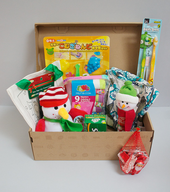 Peter Hoang & Nerissa Goco : Giving Back   A Simple Shoebox Project